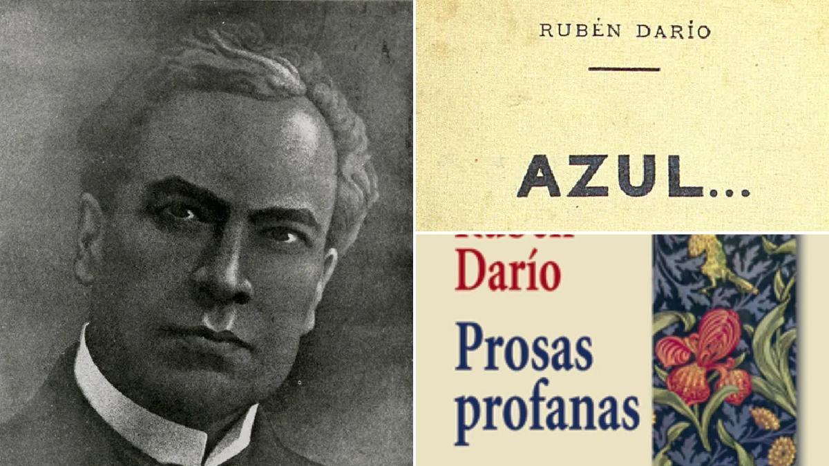 Las 5 mejores obras de Rubén Darío