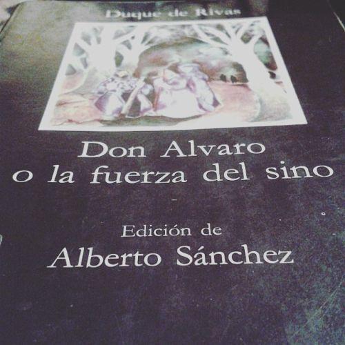 Libro del Duque de Rivas