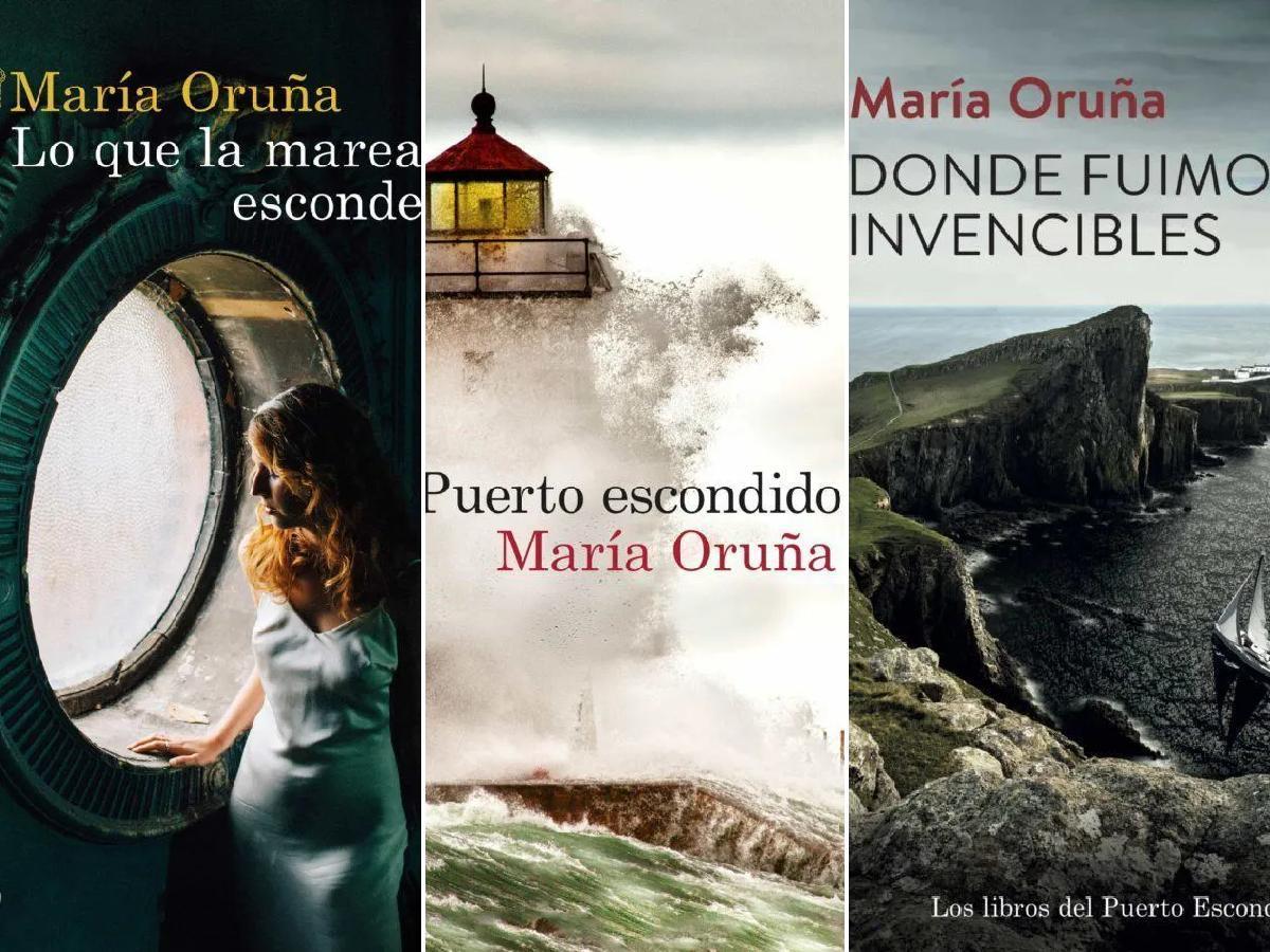 Los mejores libros de María Oruña