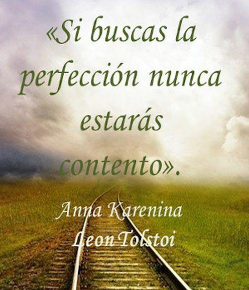 Frase de Anna Karenina