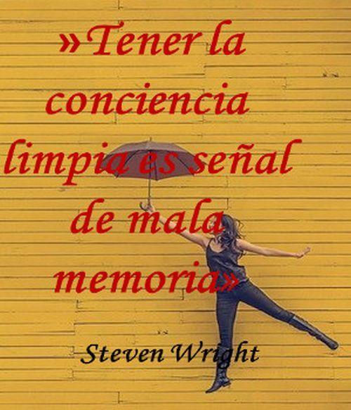 Frase de Steven Wright