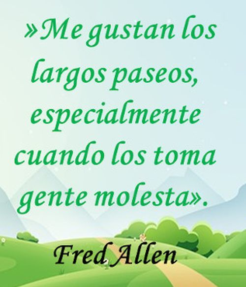 Frase de Fred Allen