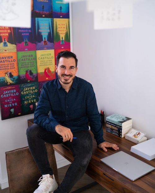 Javier Castillo escritor