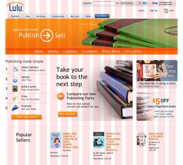 subida-de-precios-en-lulu-com-interfaz