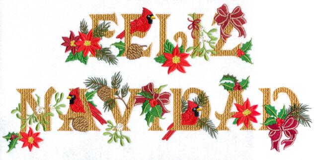Felicitaciones Navidad | Espaciolibros
