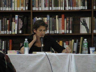 La autora Janne Teller
