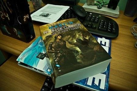 Libro de Juego de Tronos