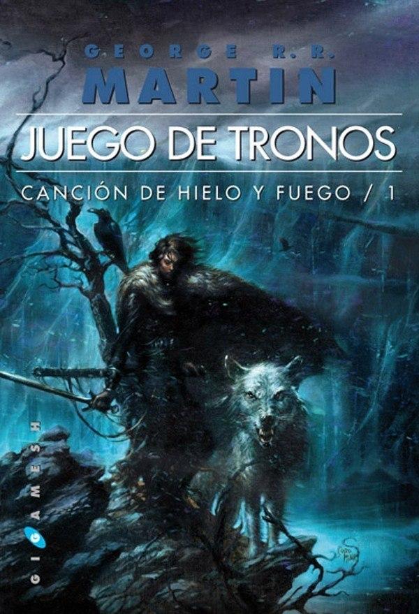 Todos los libros de juego de tronos en pdf - Espaciolibros.com