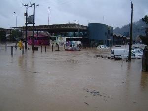 ¿Inundaciones en el futuro de la tierra?