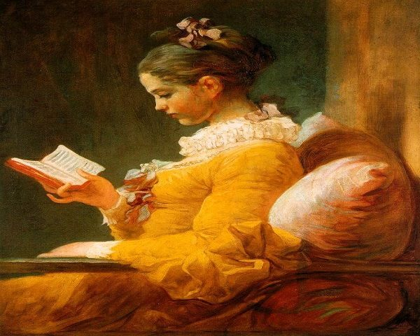 Lectura Fragonard