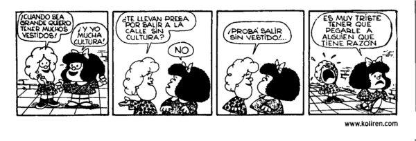 mafalda cultura