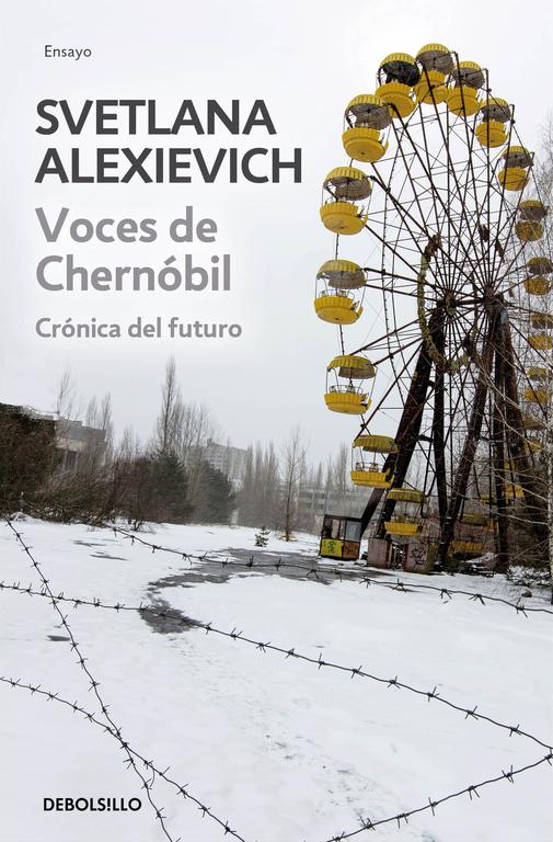 voces de chernobil Svetlana Alexievich