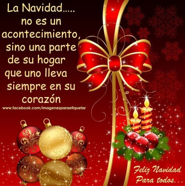 Frases Para Felicitar Las Fiestas De Navidad Y Ano Nuevo.Felicitaciones Y Mensajes Navidad 2019 Espaciolibros Com