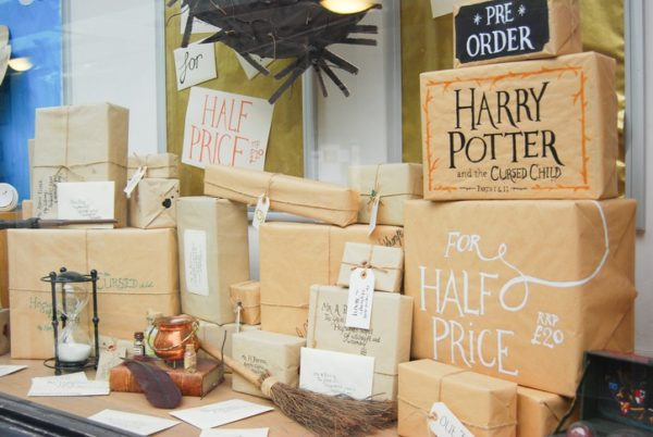 Libros mas vendidos harry potter