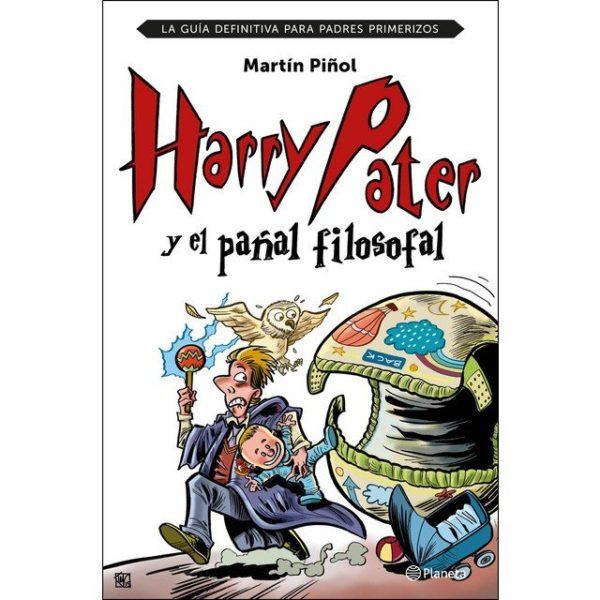 libros-para-el-dia-del-padre-harry-patter