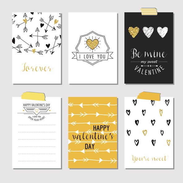 Tarjetas de amor para san valentin ideas originales