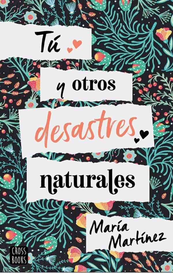 mejores-libros-juveniles-tu-y-otros-desastres-naturales-amazon
